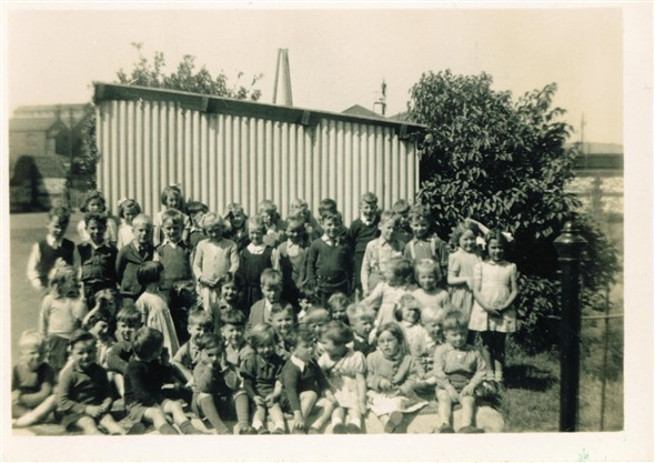 Photo:Railway Road Infant School - 1947