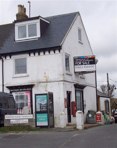 Photo:South Heighton Post Office - March 2008