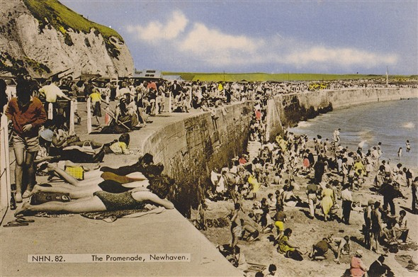 Photo: Illustrative image for the 'NEWHAVEN SANDY BEACH' page