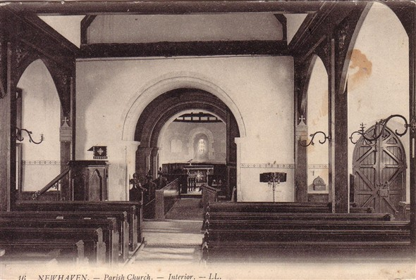 Photo: Illustrative image for the 'CONVENT and the PARISH CHURCH' page