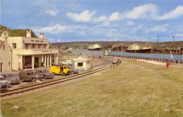 Photo:Hope Inn - c1958