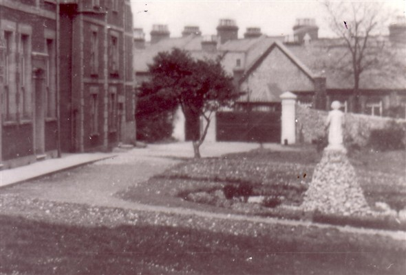 Photo:Convent grounds