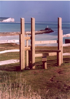 Photo: Illustrative image for the 'VIEW TOWARDS SEAFORD' page