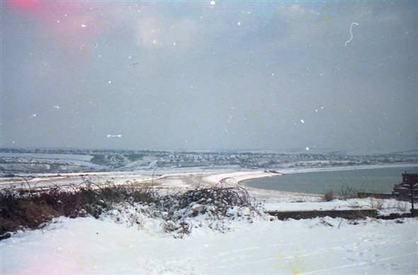 Photo:View across Tidemills - c1996