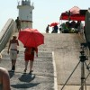 Page link: FILMING ON NEWHAVEN BREAKWATER