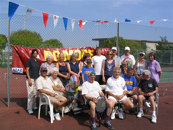 Photo: Illustrative image for the 'NEWHAVEN TENNIS CLUB' page