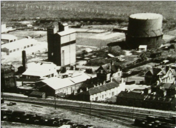 Photo: Illustrative image for the 'GASWORKS ON EASTSIDE' page