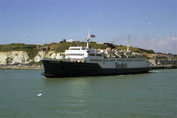 Photo: Illustrative image for the 'VILLANDRY LEAVING NEWHAVEN HARBOUR' page