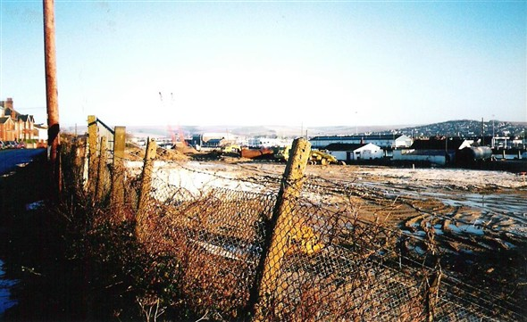 Photo:View from Fort Road - 7/1/01