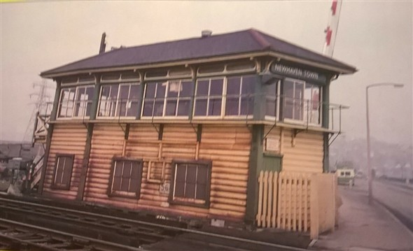 Photo: Illustrative image for the 'NEWHAVEN SIGNAL BOX' page