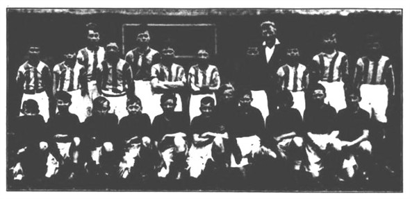 Photo: Illustrative image for the 'NEWHAVEN BOYS SCHOOL' page