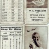 Page link: BABY WEIGH CARDS 1946