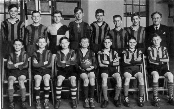 Photo:Boys School Team 1946