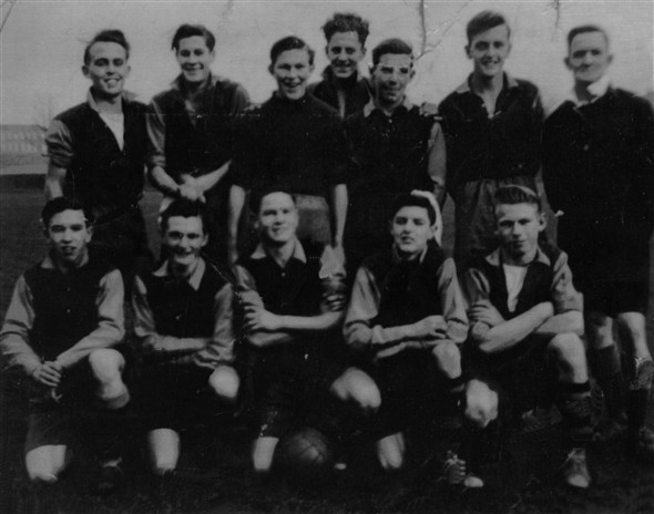 Photo:Boys School Football Team 1951