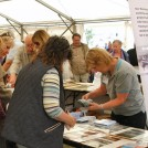 Photo:A busy Our Newhaven stand