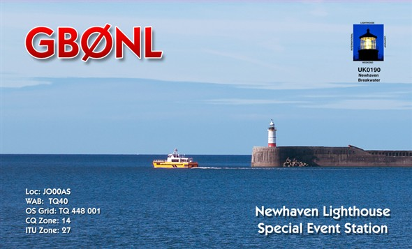 Photo: Illustrative image for the 'NEWHAVEN LIGHTHOUSE GOES ON THE AIR' page