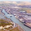 Page link: AERIAL VIEWS OF THE HARBOUR