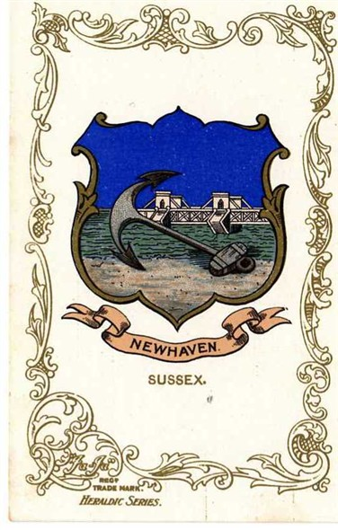 Photo: Illustrative image for the 'NEWHAVEN'S BADGE' page