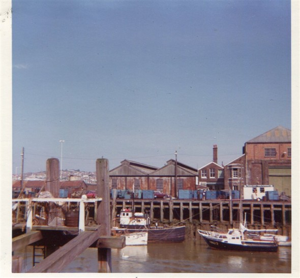 Photo:The Marine Shops and Engine Sheds