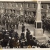 Page link: THE WAR MEMORIAL, CHAPEL STREET