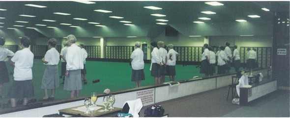 Photo: Illustrative image for the 'OLD FACTORY TURNED INTO STATE OF THE ART BOWLS CLUB' page