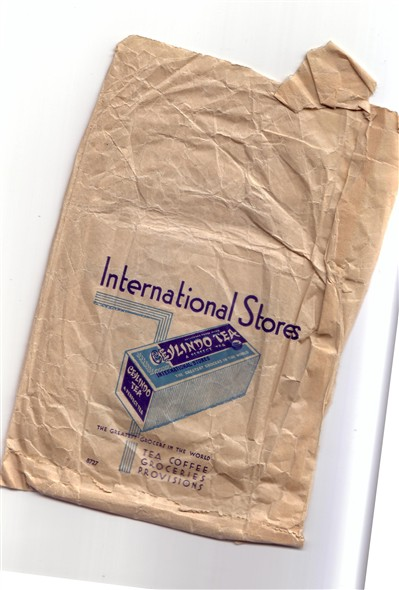 Photo: Illustrative image for the 'INTERNATIONAL STORES MID 1950'S' page