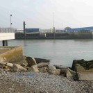 Photo:slipway of old lifeboat house