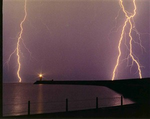 Photo:Summer storms early 90's