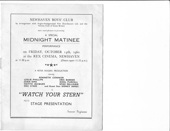 Photo: Illustrative image for the 'BOYS CLUB MIDNIGHT MATINEE' page