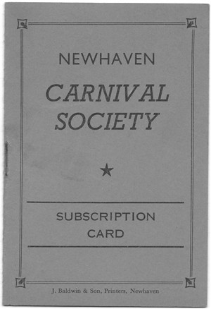 Photo: Illustrative image for the 'NEWHAVEN CARNIVAL' page