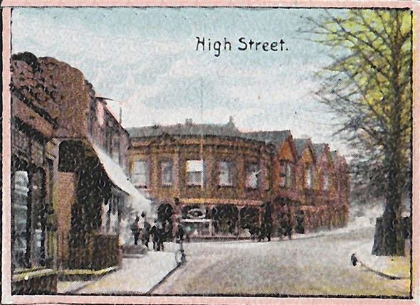 Photo:Mid High Street c1900