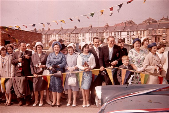 Photo: Illustrative image for the 'VISIT BY HM THE QUEEN TO MEET THE NEWHAVEN LIFEBOAT CREW 1962' page