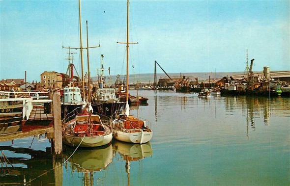 Photo:Harbour 1960's