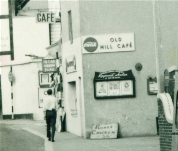 Photo:Old Mill Cafe - C1960