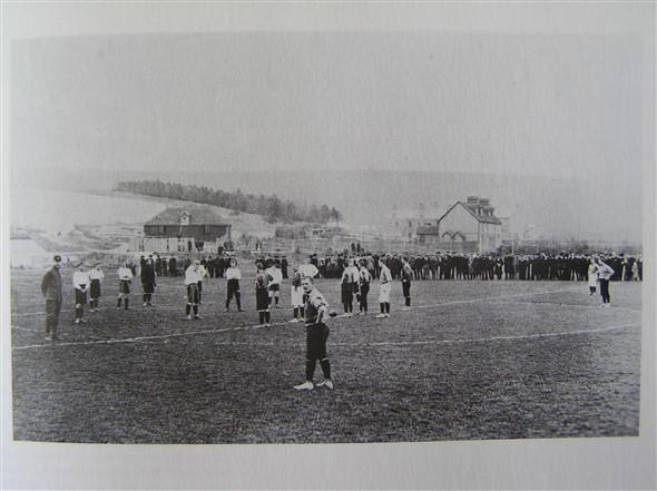 Photo: Illustrative image for the 'FORMATION OF NEWHAVEN FOOTBALL CLUB' page