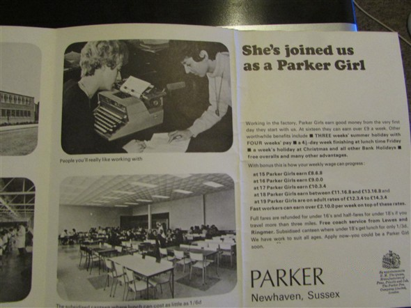 Photo: Illustrative image for the 'PARKER GIRLS' page
