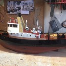 Photo:Port side view, gloss coat now on!