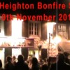 SOUTH HEIGHTON BONFIRE PROCESSION - 2012