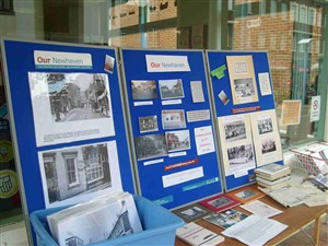 Photo:Our Newhaven Display Board