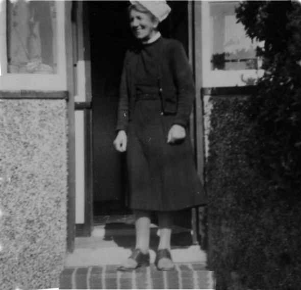 Photo:Founder Muriel Powell MBE - 1954