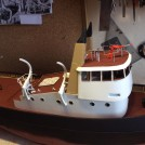 Photo:Starboard side view