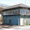 Page link: NEWHAVEN TOWN STATION SIGNALBOX - R.I.P