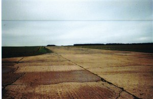 Photo:The old runway at Great Massingham as it appears today