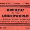 Page link: ORPHEUS IN THE UNDERWORLD