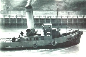 Photo: Illustrative image for the 'HARBOUR TUGS' page